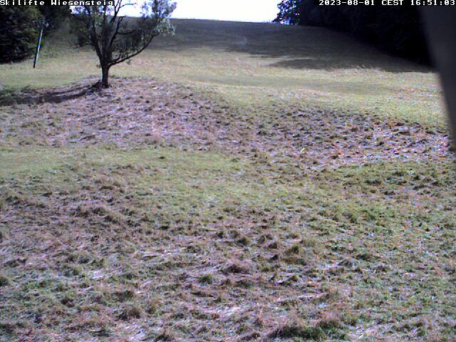Webcam Skigebiet Wiesensteig - Bläsiberg Schwäbische Alb